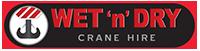 Wet'n'Dry Crane Hire