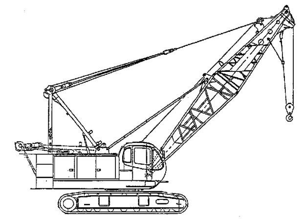 crane cable reeving diagram