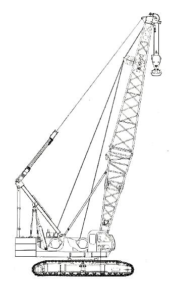 sany 100 ton crane load chart