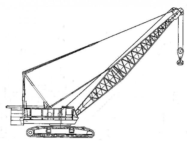 crawler crane diagram pictures to pin on pinterest