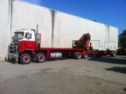Palfinger PK 5400GR 16 Tonne Hiab Truck Crane